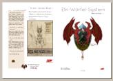 Weißes Booklet